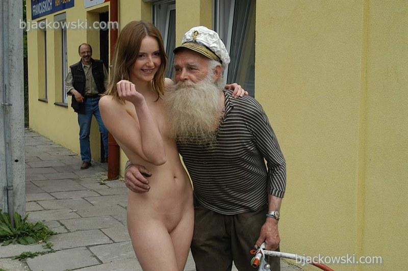 голые дед и баба фото